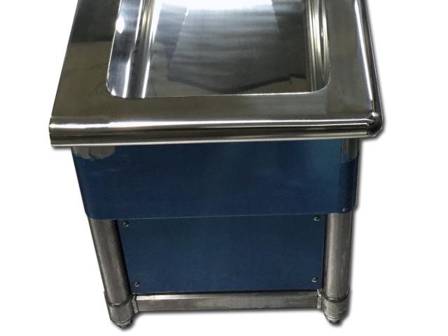 幼稚園用手洗いシンク|保育園用手洗いシンク|目隠し板付き